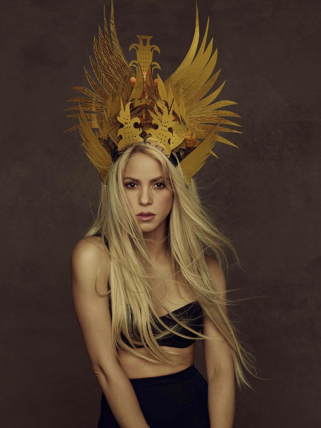 Shakira Mebarak photogallery: photos, pics. Photo #120587 ($) |Shakira Laundry Service Photoshoot