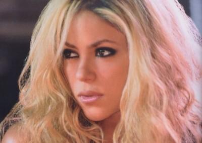SHAKIRA ♣ 20/04/2016 | Shakira, Shakira mebarak, Female ... |Shakira Laundry Service Photoshoot